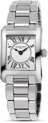 Frederique Constant Classics Carree Watch, 21mm $795 thestylecure.com