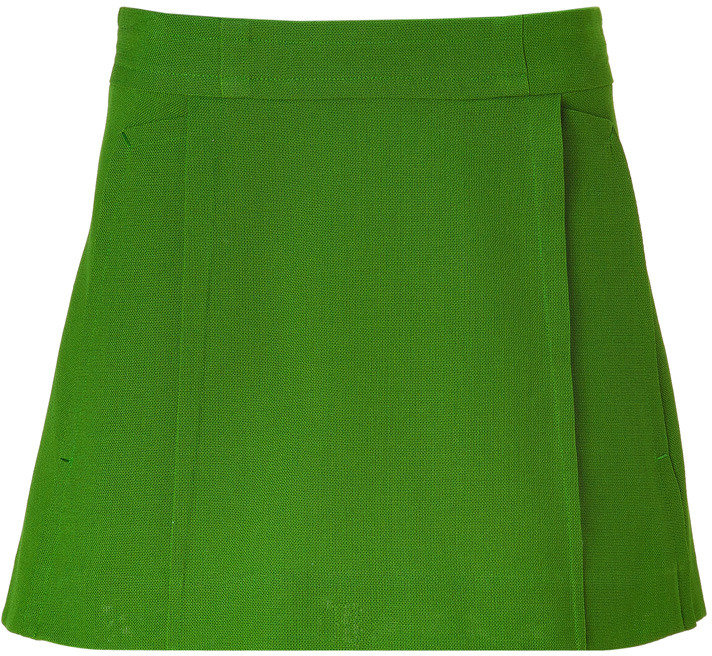 Vanessa Bruno Apple Cotton Skirt