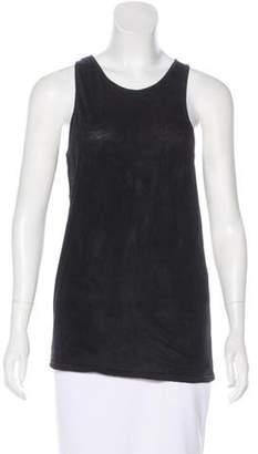 Cotton Citizen Sleeveless Jersey Top w/ Tags