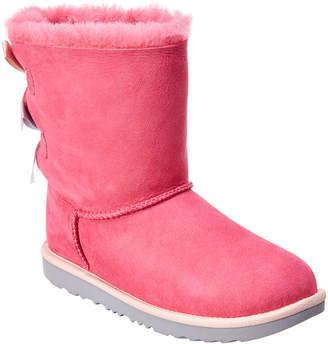 UGG Bailey Bow Ii Water-Resistant Suede Boot