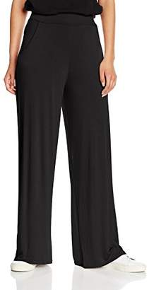 boohoo Women's Matilda Pocket Side Wide Trouser,(Size:8)