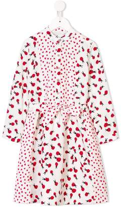Stella McCartney Ladybug print dress