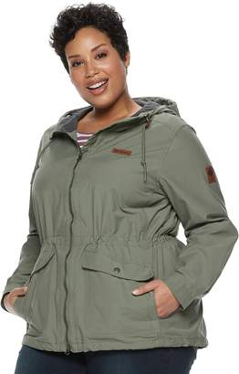 5f49a1d184dbe Columbia Plus Size Cultus Lake Hooded Anorak Jacket