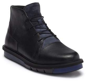 Camper Mateo Leather Chukka Boot