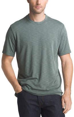Van Heusen Short Sleeve Crew Neck T-Shirt