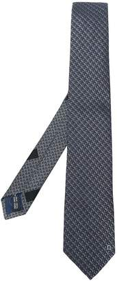 Salvatore Ferragamo all-over pattern tie