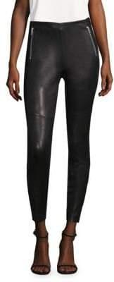 Rag & Bone Marissa Leather Panel Leggings