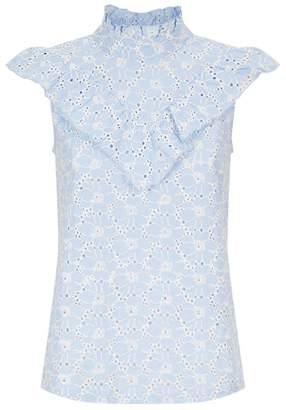 SET Broderie Anglaise Blouse
