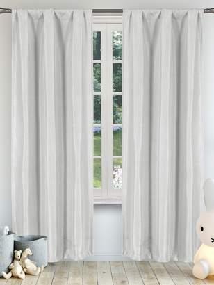 BA&SH lala + bash Miranda Blackout Pole Tops Window Panel Curtains (Set of 2)