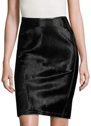 Roberto Cavalli Split Back Skirt