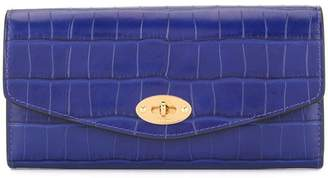 Mulberry Darley long wallet