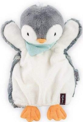 Kaloo Doudou Hand Puppet - Penguin Soft Toy
