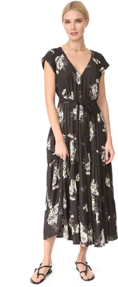 Free People All I Got Maxi Dress $168 thestylecure.com