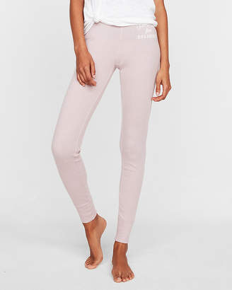 Express Graphic Stretch Leggings