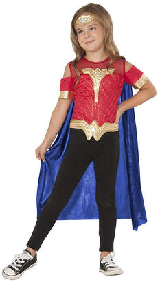 BuySeasons Wonder Woman Big Girls Costume Top