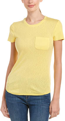 Three Dots Cap Sleeve T-Shirt