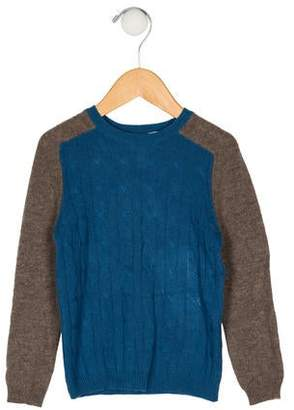 Autumn Cashmere Boys' Cashmere Knit Sweater w/ Tags