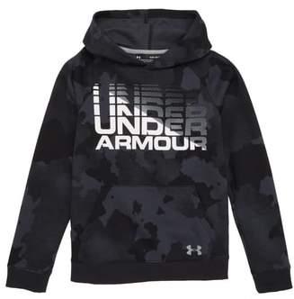 Under Armour Rival Wordmark HeatGear(R) Hoodie