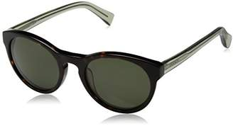Cole Haan Ch6008s Round Sunglasses 50 mm