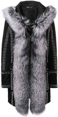 Philipp Plein Amazing Fur coat