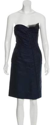 Marc by Marc Jacobs Strapless Knee-Length Dress w/ Tags