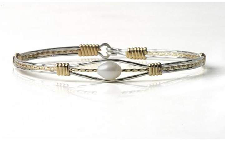 Ronaldo Designer Jewelry Guardian Angel Bracelet