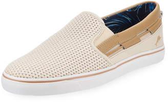 Tommy Bahama Journey Woven Boat Shoe