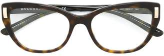 Bulgari rectangular shape glasses