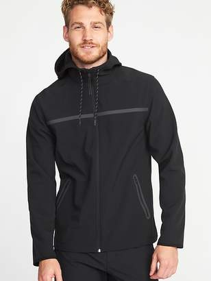 Old Navy Go-Warm Hooded Soft-Shell Jacket for Men