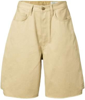 Ex Infinitas wide chino shorts