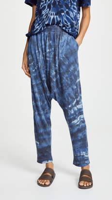 Raquel Allegra Drop Crotch Pants
