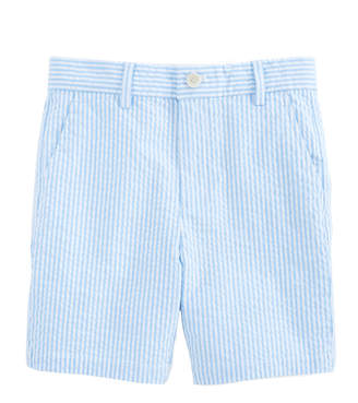 Vineyard Vines Boys Seersucker Breaker Shorts