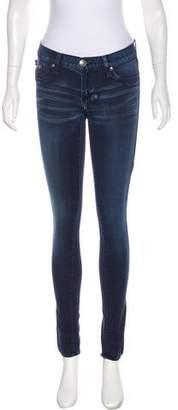 Rock & Republic Mid-Rise Skinny Jeans