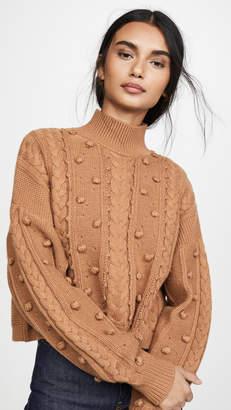 Nicholas Crop Cozy Sweater