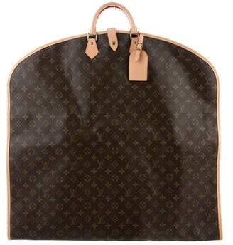 Louis Vuitton Monogram Garment Carrier