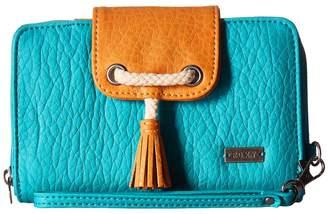 Roxy Antique Sea Wallet Wallet Handbags