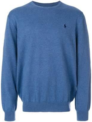 Polo Ralph Lauren crew neck logo jumper