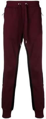 Dolce & Gabbana embellished logo track pants