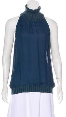 Missoni Sleeveless Silk Top