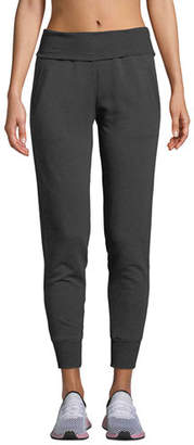 Beyond Yoga Cozy Fleece Fold-Over Jogger Sweatpants