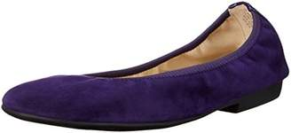 Nine West Women's Giovedi Suede Ballet Flat $34.99 thestylecure.com