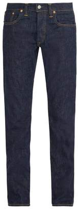 Rrl - Slim Fit Jeans - Mens - Indigo