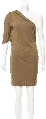 Poleci One-Shoulder Mini Dress