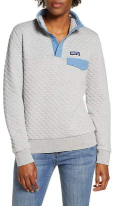 Patagonia Snap-T® Quilted Pullover