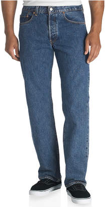Levi's Men 501 Original Fit Non-Stretch Jeans