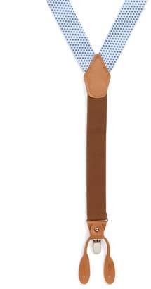 Nordstrom Open Dot Suspenders