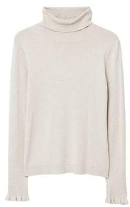 MANGO Turtle neck sweater
