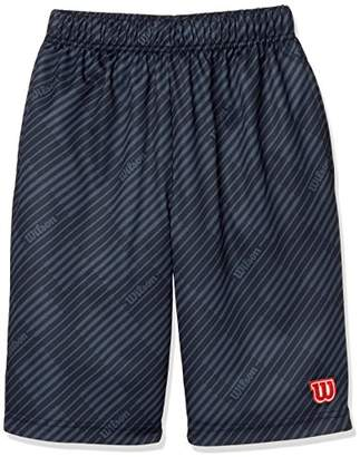 Wilson (ウィルソン) - [ウィルソン] ハーフパンツ WX5783 ブラック 日本 130-(日本サイズ130 相当)
