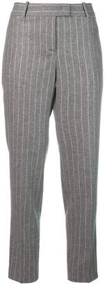 Ermanno Scervino pinstripe cropped trousers