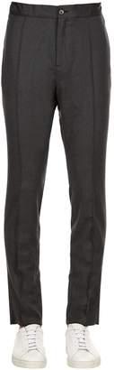 Ermenegildo Zegna Wool Flannel Pants